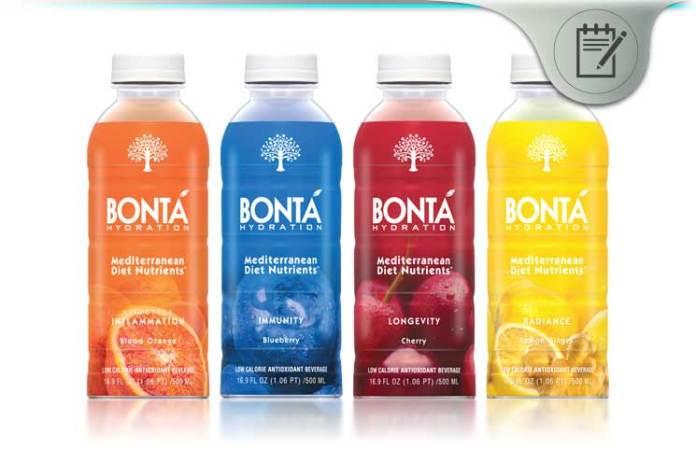 Bontá Hydration Review - Mediterranean Diet Nutrient ...