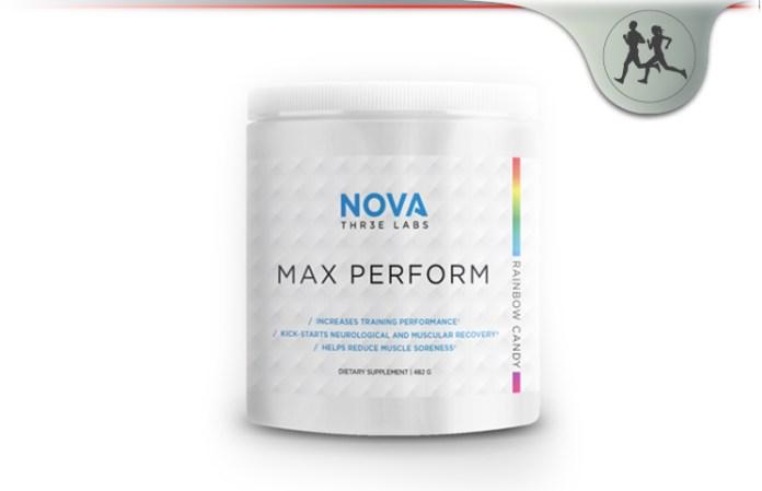 Max Perform
