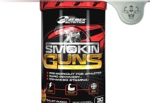 Caliber Nutrition Smokin Guns