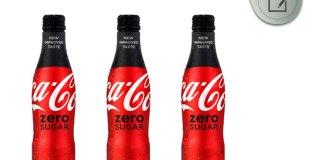 Coca Cola Coke Zero Sugar
