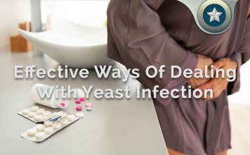 effective ways of dealing with east infection