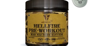 Muscle Tex Hellfire Pre-Workout