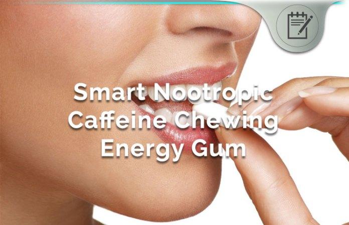 smart nootropic chewing gum