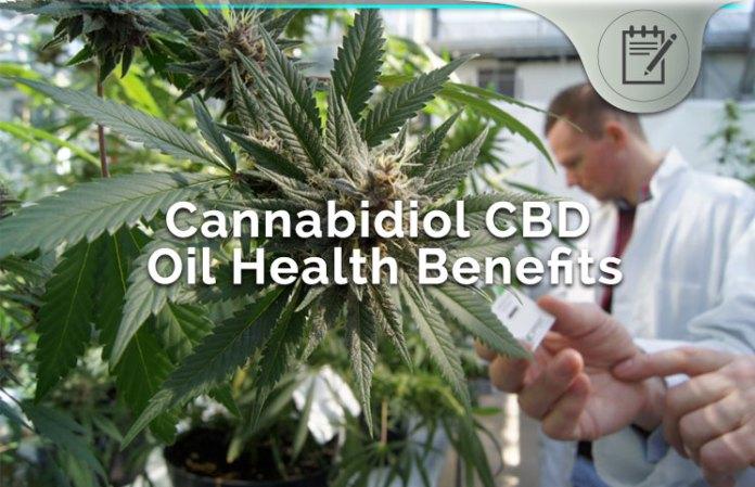 cannabidiol cbd oil health benefits