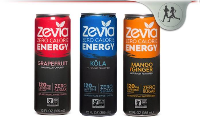 Zevia Energy Drinks
