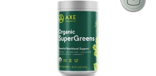 Organic SuperGreens