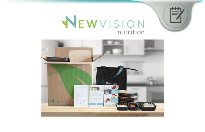 Home Delivery Meal Plans new vision nutrition review - healthy online meal plans home delivery?