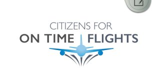 on time flights air traffic control