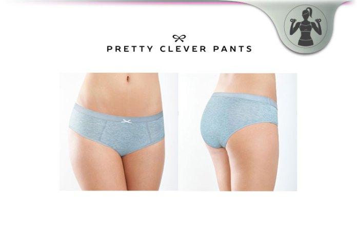 414adf033d71 Pretty Clever Pants Review - Women's Weak Bladder Leak Prevention ...