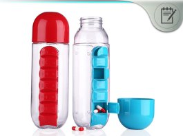 SaicleHome Water Bottle