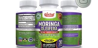 GiaSof Moringa Oleifera