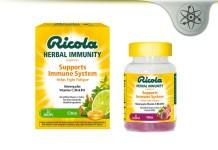 Ricola Herbal Immunity Citrus Gummies + Drops