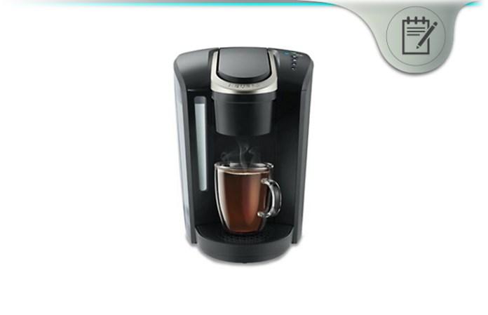 Keurig K Select Coffee Maker Review Single Serve Hot Brewer