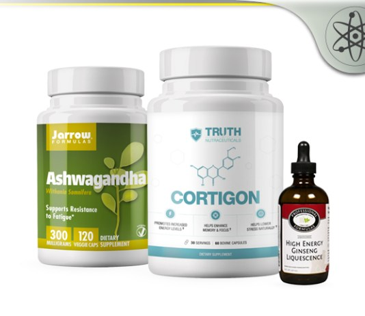 Truth Nutra Stress Elimination Stack