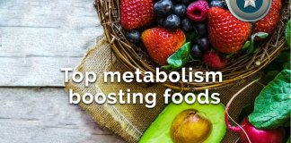 Top Metabolism Boosting Whole Foods Groceries To Use & Buy In 2017