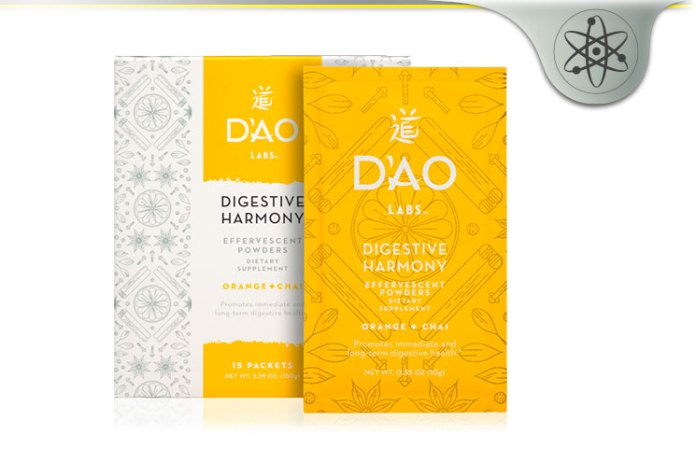 Dao Labs Review Rejuvenating Herbal Digestion
