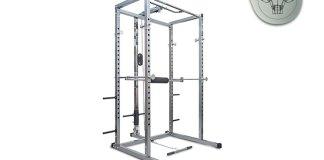 Merax Athletics Fitness Power Rack Olympic Squat Cage System