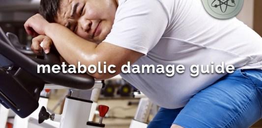 metabolic damage