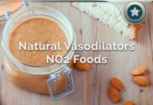 Natural Vasodilators NO2 Foods