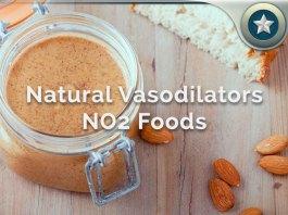 Natural Vasodilators NO2 Foods