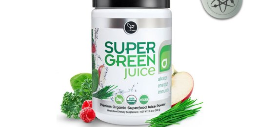 Touchstone Essentials Super Green Juice