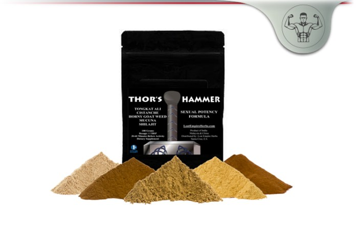 lost empire herbs thor s hammer review bedroom performance aid