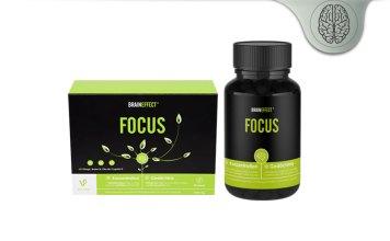 Brain Effect Focus
