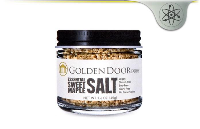 Golden Door Farms Essential Sweet Maple Salt