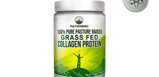 Peak Performance Grass Fed Collagen Protein