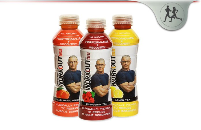 Robert Irvine Workout Tea