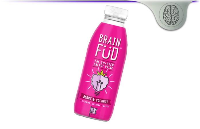 Brain Fud Smarter Energy Drinks Review Healthy Vitamins