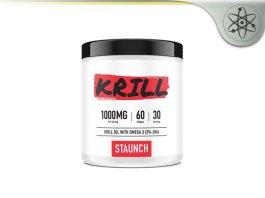 Staunch Krill Oil