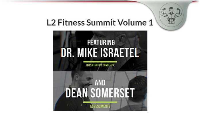 L2 Fitness Summit Volume 1 Review