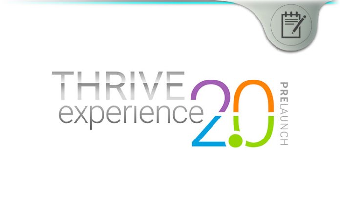 Le-Vel Thrive Experience 2.0