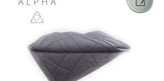 Alpha Body-Fitted Weighted Blanket