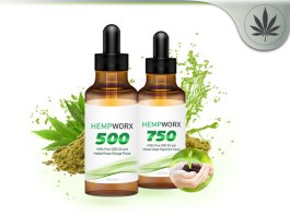 Hemp Worx CBD Oil