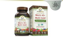 NutriGold Men's 40+ Multi Gold