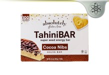 TahiniBar Super Seed Energy Bar