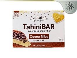 TahiniBar Super Seed Energy Bar