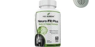 Taiy Nutrition Neuro Fit Plus