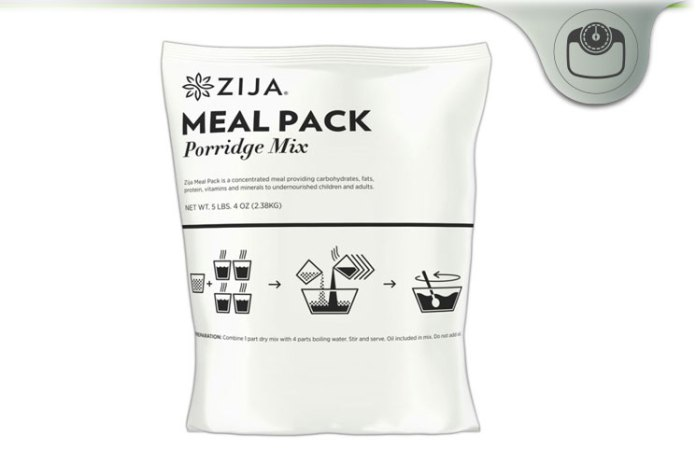 Zija Meal Pack Program