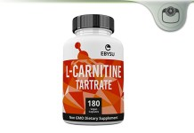 EBYSU L-Carnitine Tartrate