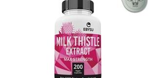 EBYSU Milk Thistle Extract