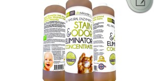 Water Liberty Enzymatic Stain & Odor Eliminator Concentrate