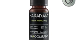 HAIRADIANT-Biotin