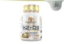 Necessity Nutrition K2 + D3