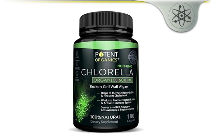 Potent Organics Chlorella