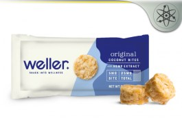 Weller Coconut Bites with Hemp Extract
