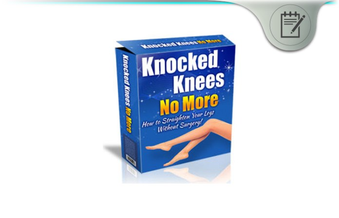 Knocked Knees No More