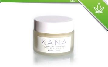 Kana Lavender CBD Sleeping Mask